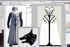 Destiny hunter cloak 2 Instructions