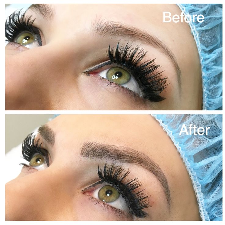 Microblading Fèathering by Feather Brow Couture #feathering #featherbrowcouture…