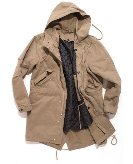 Castor Fishtail Parka Khaki - Nudie Jeans Co Online Shop | swag i ...