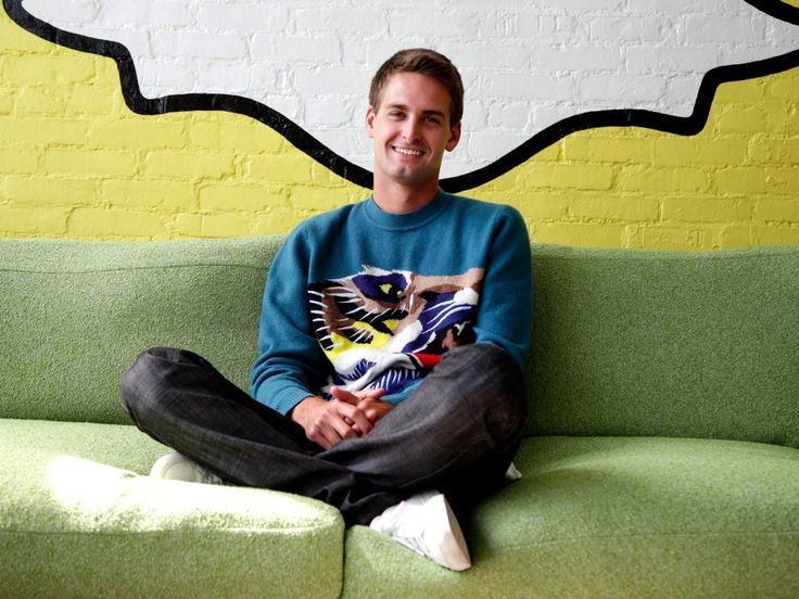 The fabulous life of Snap CEO Evan Spiegel, the world's youngest self-made billionaire