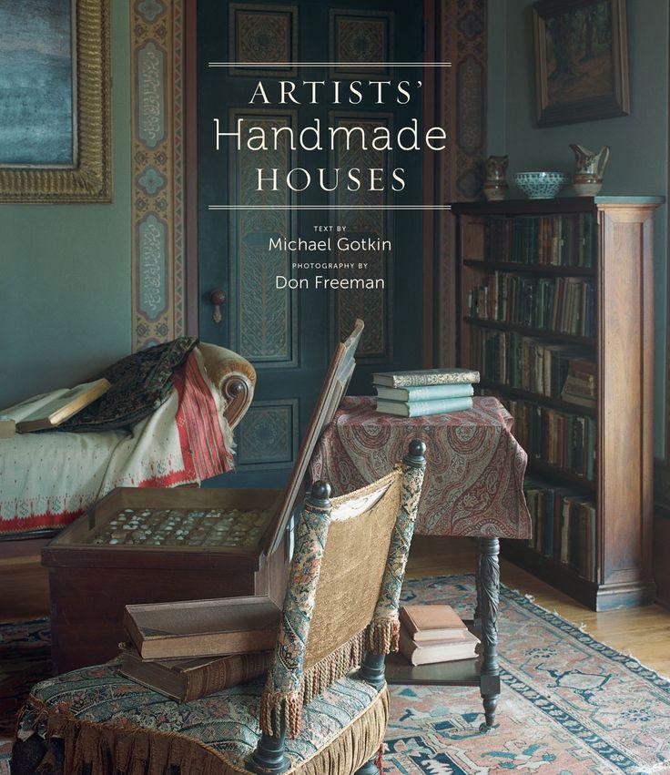 Olana Hosts Artists' Handmade Houses Book