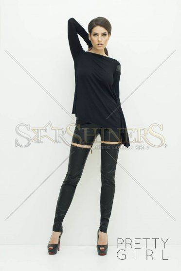 Bluza PrettyGirl Metropolitan Black