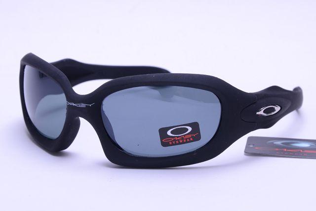 Oakley Holbrook Sunglasses Black Frame Gray Lens 0565 [ok-1565] - $12.50 :