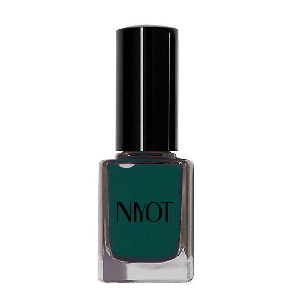 Emerald Sky Nail Polish - Niyot Beauty #bbloggers #mua #nails #nailpolish #nailvarnish #varnish #greenpolish #emerald #niyot #niyotbeauty #nailart #peacock
