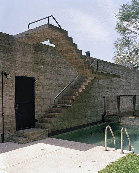 Residência Edu Leme // Sao Paulo x Paulo Mendes de Rocha // photos c. @Douglas Mello Friedman