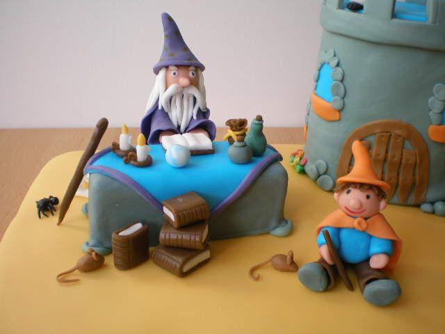 Dorty od Radunny - Fotoalbum - marcipánové figurky - figurky na dorty