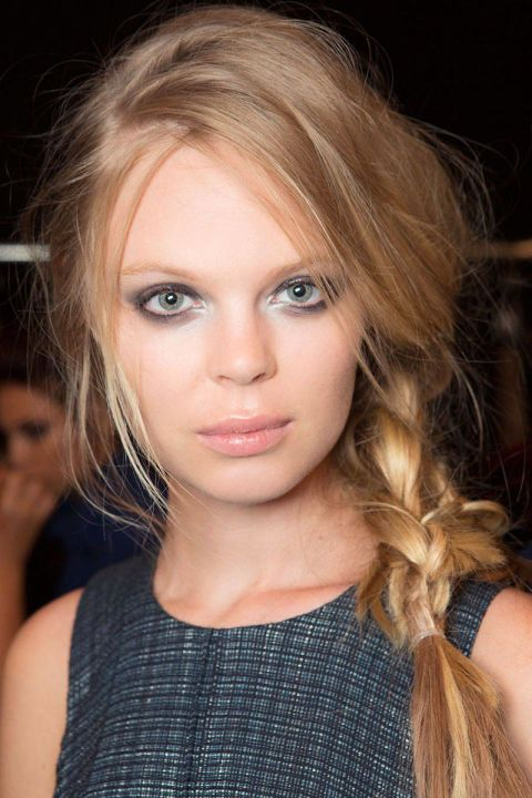 Best Spring 2015 Runway Hair Trends - Top Hairstyles For Spring Braids & Twists at Marissa Webb