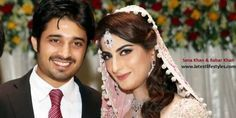 Actor Sana Khan and Babar Khan Wedding Pictures & Video