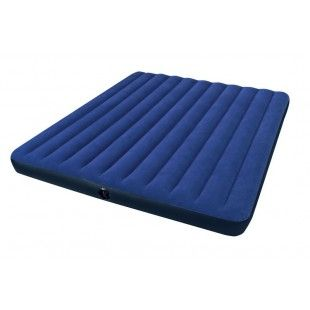 Matelas gonflables 2 personnes Intex Downy Classic XXL 203 x 183 x 22 cm