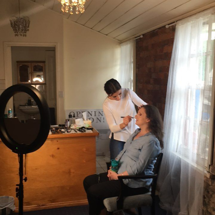 Hair and make up available @capturedbyanna  for all sessions now. Thank you @natachafinniganmakeupartist  for your work.