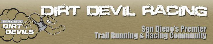 San Diego Trail Running Racing, Marathon Race Training San Diego, 10K Races, 5K Races, Running Events