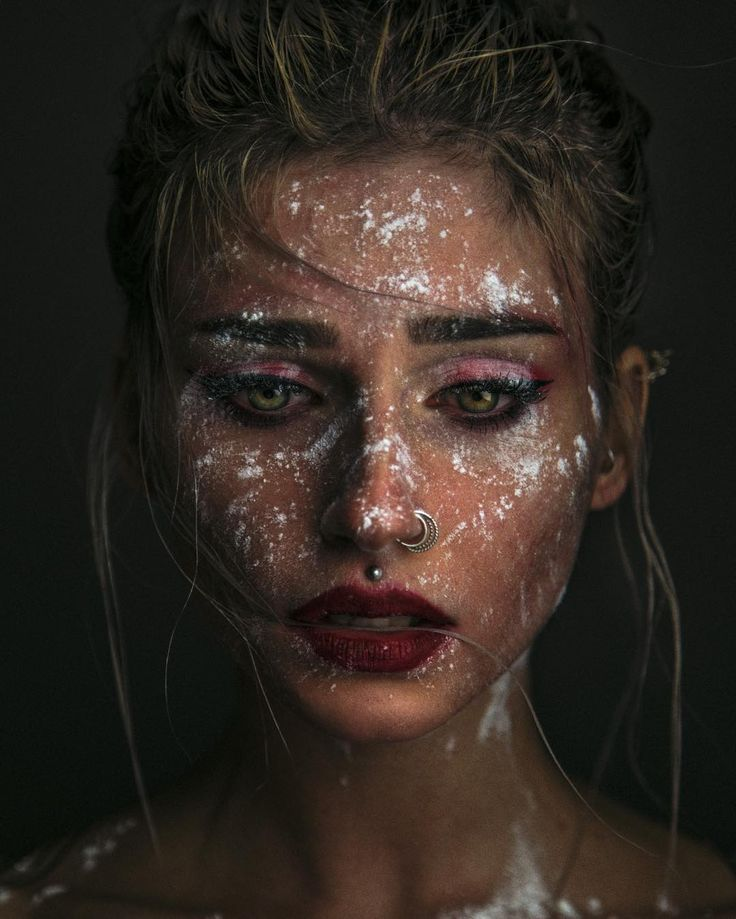 Fine Art And Dark Beauty Portrait Photography By Haris Nukem