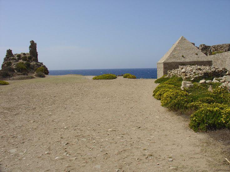 Grecja tajemnicza: piramida w Metoni