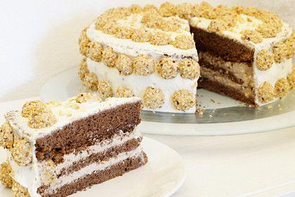 Giotto-Torte (Rezept mit Bild) von Evas_Backparty   Chefkoch.de