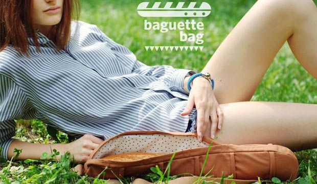 Le baguette bag, ce must have de l'été