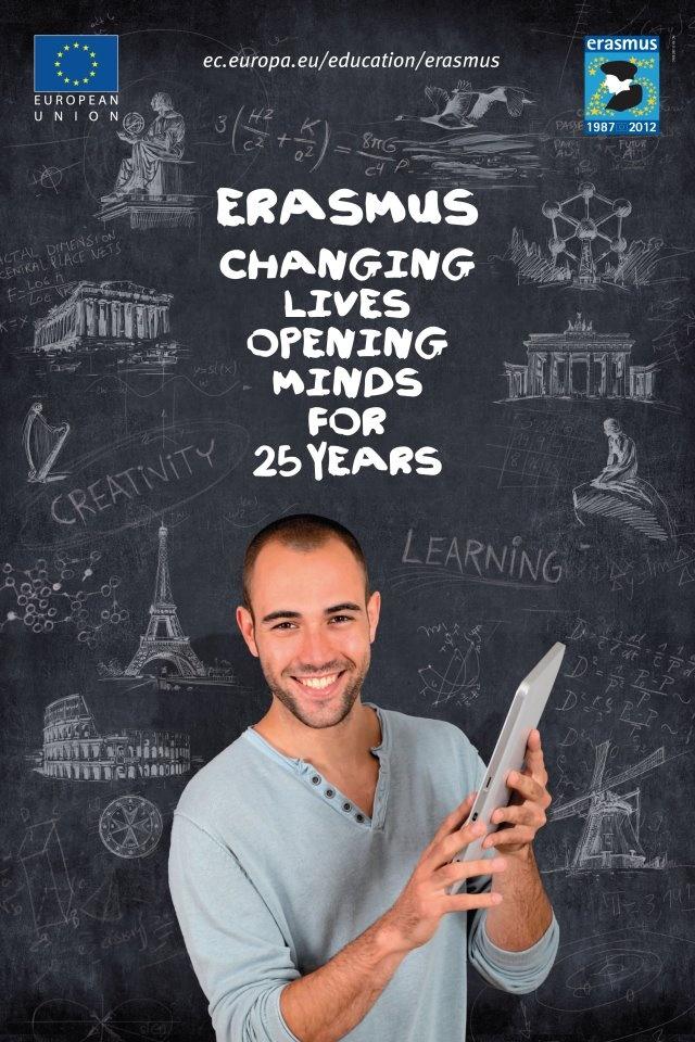 #Erasmus