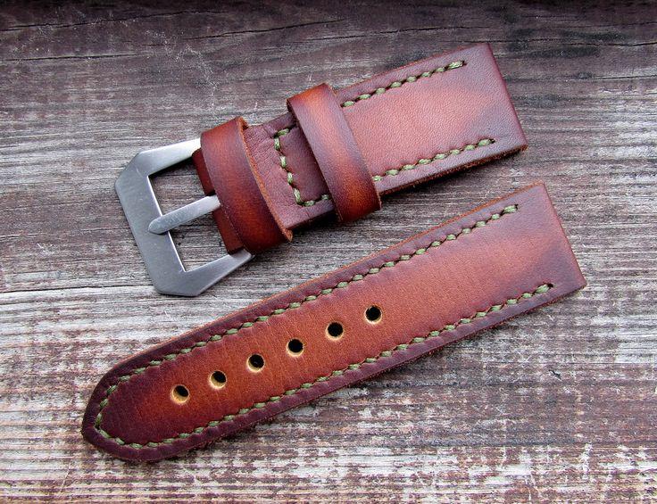 Panerai Watch Strap Difues Leather. Order: difues.com