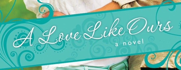 I'm sharing the character and setting details I sent to Bethany House that resulted in the cover art for A Love Like Ours!  Come by my group blog for the inside scoop.  :)