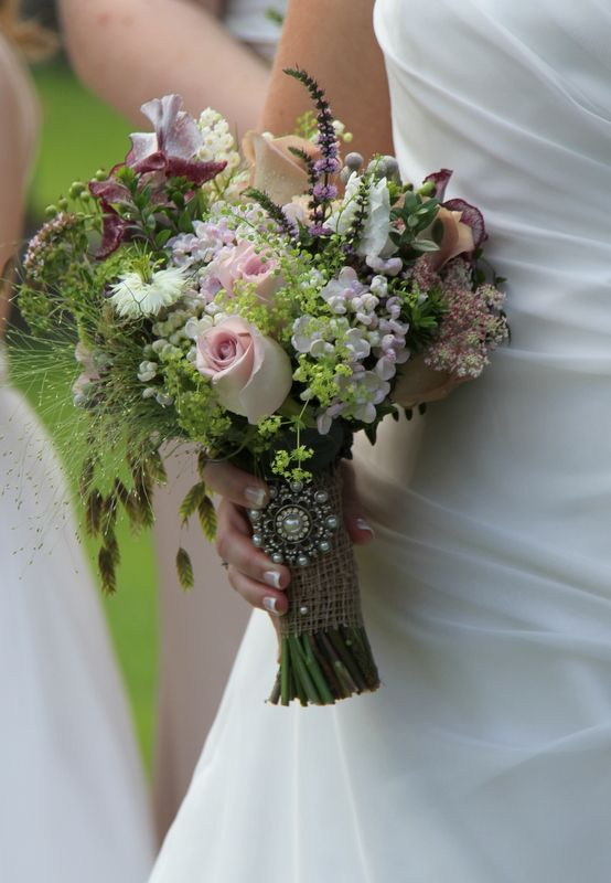 Flower Design Events: The Wild & Wonderful Hedgerow Styled Wedding Day at The Inn at Whitewell of Angharad & Scott