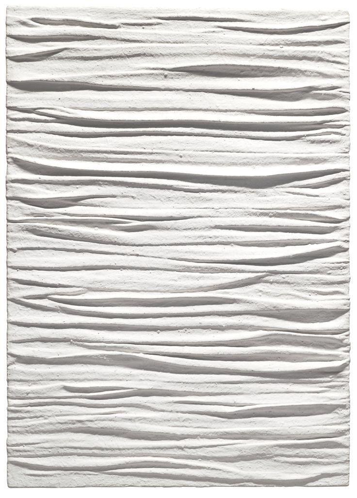 Piero Manzoni - Achrome (kaolin on canvas)
