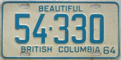 Canada License Plates for Sale » Tag Dr.