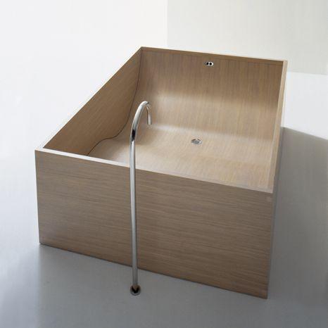 Agape Woodline VAS902 bath