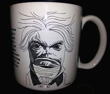 Ludwig Van Beethoven Coffee Mug Largely Literary Designs Steven Cragg 1992