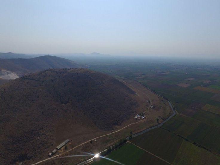 В Греции найден неизвестный ранее древний город