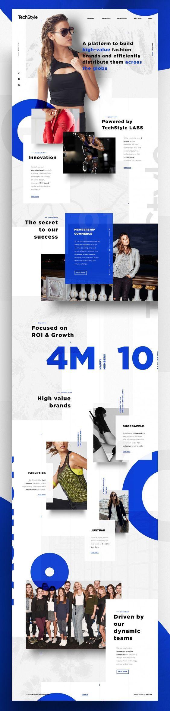 15037 best Website Design Ideas images on Pinterest | Web design ...