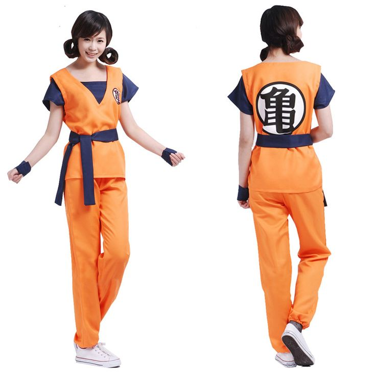 Dragonball Film Evolution Goku Kame Practice Unifrom Cosplay Costume