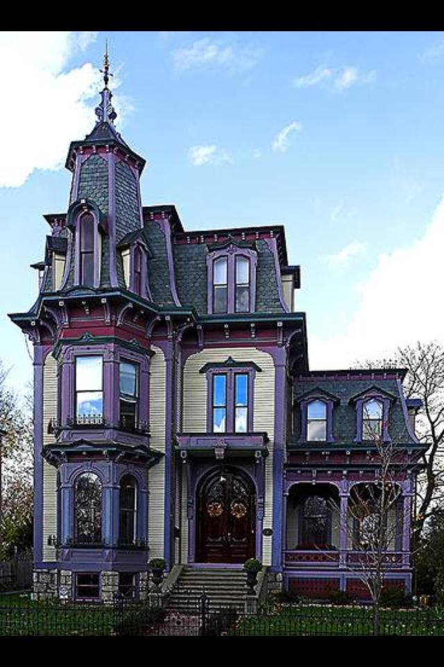 293 Best Images About Victorian Houses On Pinterest