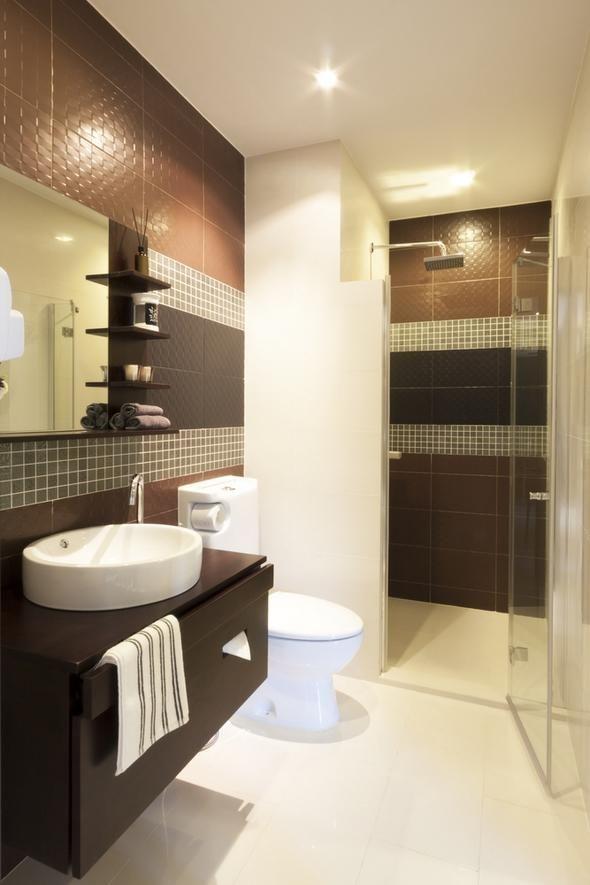 Reformar Baños Pequeños | 10 Mejores Imagenes De Small Bathrooms En Pinterest Accesorios