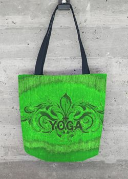 VIDA Statement Bag - Kay Duncan Yoga Orang Bag by VIDA xZckEu