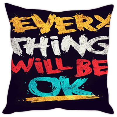 Sleep Nature's Quotes Printed Cushion Covers Cushion Covers on Shimply.com
