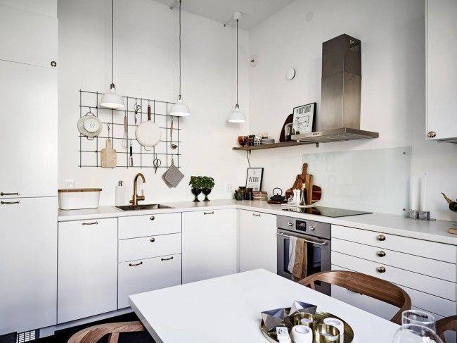 Compact appartement in Göteborg met jaloersmakend Scandinavisch interieur - Roomed