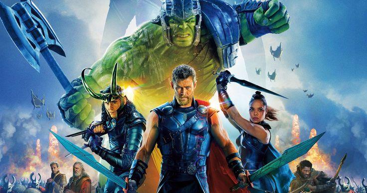 Why Planet Hulk Became Thor: Ragnarok -- Marvel Studios president Kevin Feige reveals the behind merging the Planet Hulk storyline into Thor: Ragnarok. -- http://movieweb.com/why-planet-hulk-turned-into-thor-ragnarok/