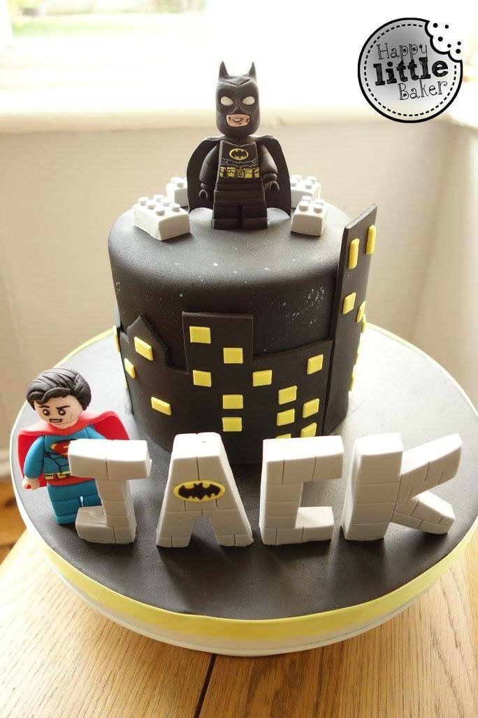 Best 20 Lego Batman Cakes Ideas On Pinterest Lego
