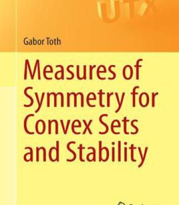 Measures Of Symmetry For Convex Sets And Stability PDF
