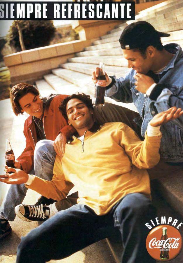 Publicidad Taurina año 2004 Coca-Cola