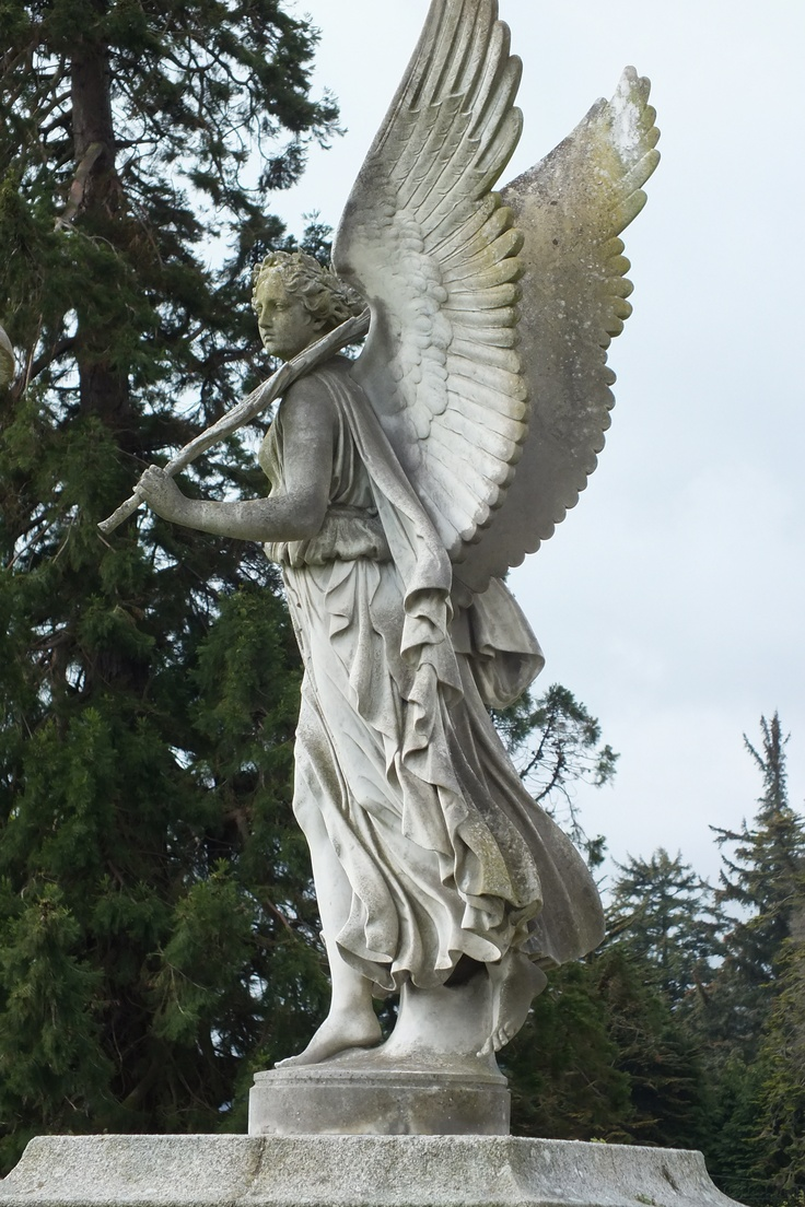140 best images about garden statutes on pinterest gardens angel statues and in the garden. Black Bedroom Furniture Sets. Home Design Ideas
