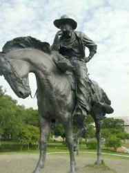 Pioneer Plaza, Dallas, Texas