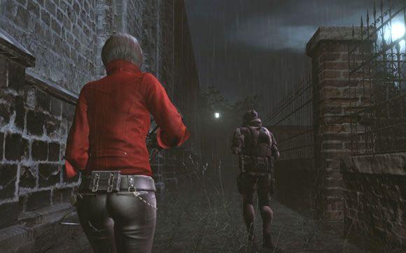 GAMES Se vocês gostam de zumbis não tem nem o que pensar: qualquer game da série Resident Evil vai ser uma ótima escolha. Nós jogamos o 5 e o 6 no modo cooperativo, eu gostei muito dos dois e acho que qualquer um deles vai ser muito divertido. Para tomar sustos juntos e matar muitos zumbis-monstros, já que os zumbis de Resident Evil ultimamente não tem nada dos zumbis comuns que eu tanto gosto.