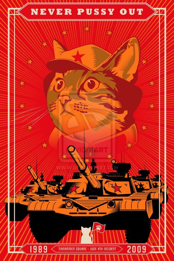 Against Chairman Meow by DomNX