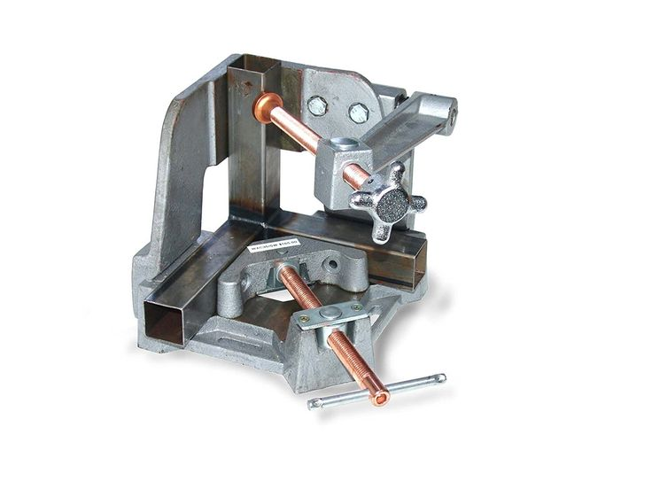 Strong hand Tools WAC35-SW 3-Axis Fixture Vise with Quick Acting Screw, Two Stand-Offs and Swing Away Arm with 3.75-Inch Miter Joint/2.45-Inch T-Clearance >>> Click on the image for additional details.
