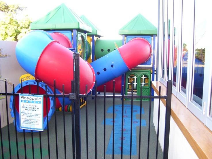 Pineapple Hotel Kangaroo Pt-Playground