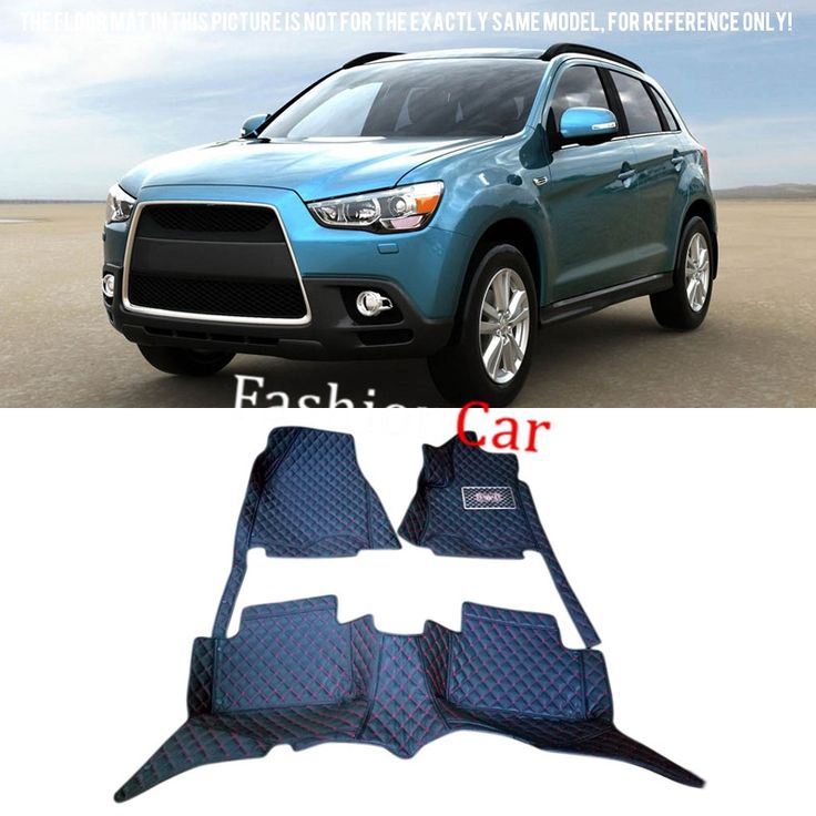 (73.10$)  Watch here - http://aiktf.worlditems.win/all/product.php?id=32779912270 - NEW! Car floor mats For Mitsubishi outlander sport ASX/RVR 2011 2012 Car styling Foot mats Custom carpets accessories rugs