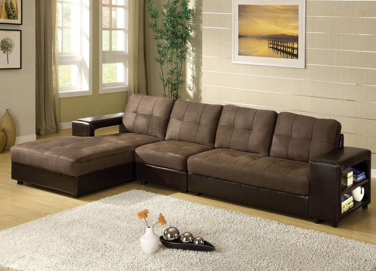 sectional sofa aspen collection cm6588 arms w skin sectional sofa sale