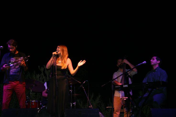 Festival Opening 2/10/2016 @Athens School of Fine Arts  Bellevile band