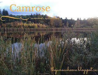 The Juneau Home: Camrose Summer To-Do List