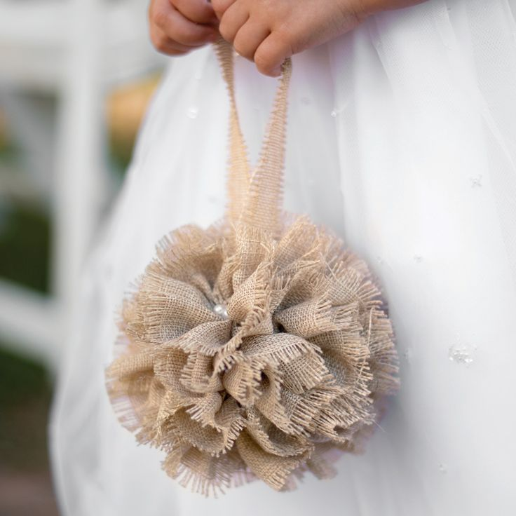 96 Best Burlap Wedding Ideas Images On Pinterest